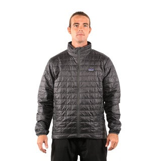 Patagonia Men's Forge Grey Nano Puff Jacket