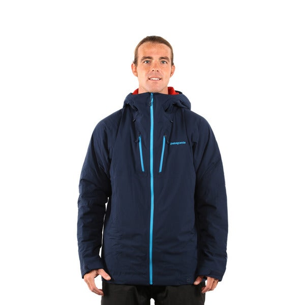 Patagonia Men's Navy Blue Stretch Nano Storm Jacket