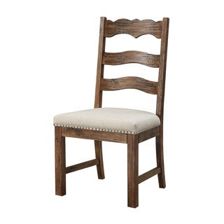 Emerald Chambers Bay Ladderback Side Chair -set of 2