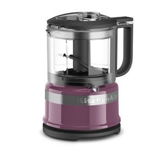 KitchenAid 3.5 C Mini Food Processor, Boysenberry