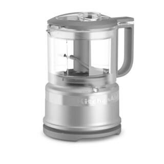 KitchenAid 3.5 C Mini Food Processor, Silver