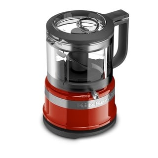 KitchenAid 3.5 C Mini Food Processor, Hot Sauce