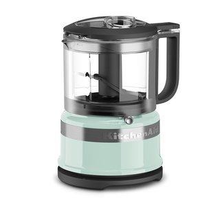 KitchenAid 3.5 C Mini Food Processor, Ice Blue
