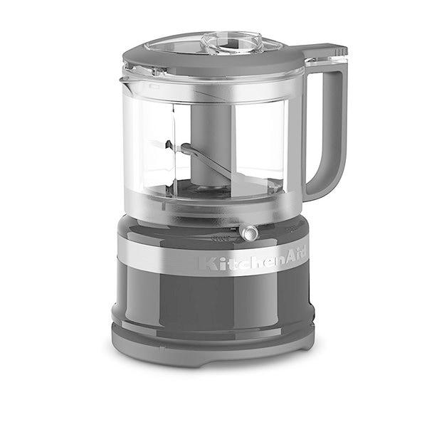 Shop KitchenAid 3.5 C Mini Food Processor, Onyx Black - Free Shipping Today - Overstock.com ...