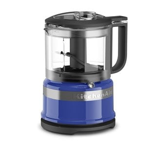 KitchenAid 3.5 C Mini Food Processor, Blue