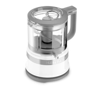 KitchenAid 3.5 C Mini Food Processor, White