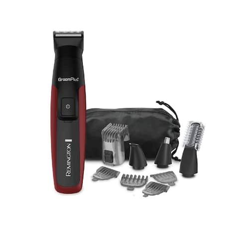 Remington Lithium Power Head-to-Toe Grooming Kit