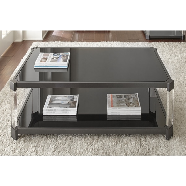 Https Www Overstock Com Home Garden Greyson Living Naslini Coffee Table With Acrylic Legs 13288361 Product Html