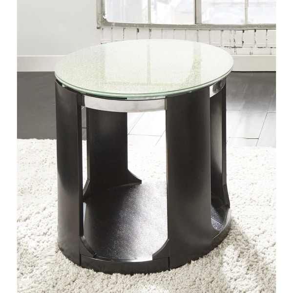Shop Chinook Round End Table by Greyson Living - On Sale
