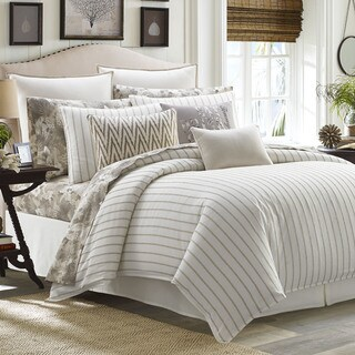 Tommy Bahama Sandy Coast Duvet Cover set