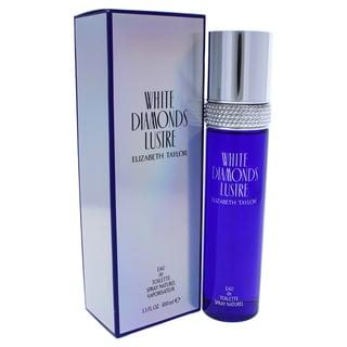 Elizabeth Taylor White Diamonds Lustre Women's 3-ounce Eau de Toilette Spray