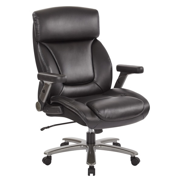 Bassett Inspired Office Chair INSPIRED by Bassett Bonded Leather Executive Chair - Free Shipping ...