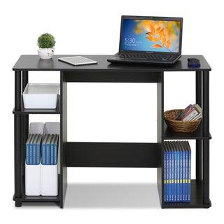 Furinno 15112 Jaya Compact Espresso MDF Computer Study Desk