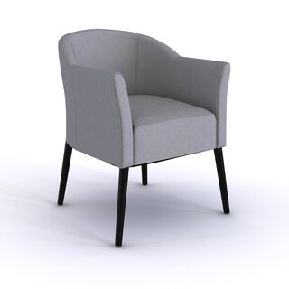 Porch & Den Silver Lake Fletcher Fabric Arm Chair