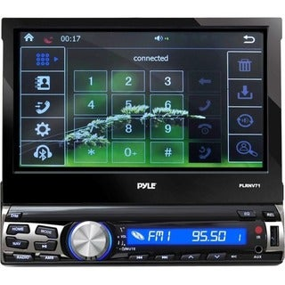 Pyle PLRNV71 Automobile Audio/Video GPS Navigation System - In-dash
