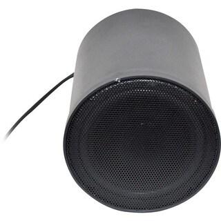 PyleHome PRJS66B 40 W RMS Speaker - 1 Pack - Black