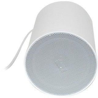 PyleHome PRJS66W 40 W RMS Speaker - 1 Pack - White