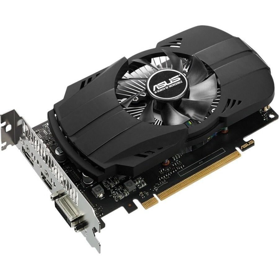 Asus Phoenix PH-GTX1050TI-4G GeForce GTX 1050 TI Graphic Card - 4 GB GDDR5