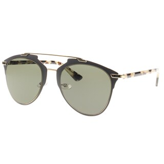 Dior Dior Reflected/S PRE 70 Brown Havana Metal Aviator Brown Lens Sunglasses
