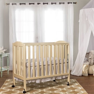 Dream on Me 3-in-1 Portable Folding Crib