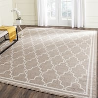 Safavieh Amherst Indoor/ Outdoor Wheat/ Beige Rug - 11' x 16'