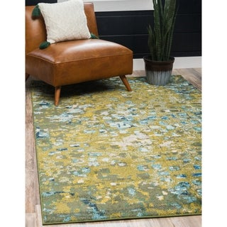 Unique Loom Ivy Barcelona Area Rug