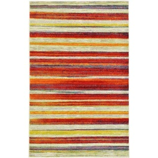 Multicolored Lyon Rug (4'11 x 8')