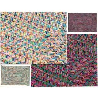 Colonial Mills 'Stargaze' Multicolor Polypropylene Rug (2' x 4')