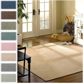 Colonial Mills Solid Heathered Wool Rug (2'3 x 3'10)