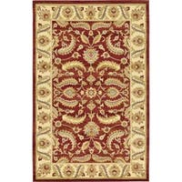 Unique Loom Hickory Agra Area Rug - 5' 0 x 8' 0