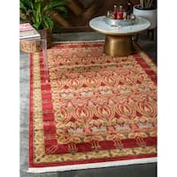 Unique Loom Carnation Edinburgh Area Rug - 5' x 8'