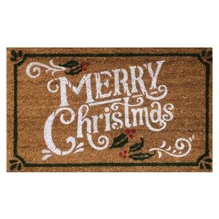 Christmas Door Mats - Shop The Best Deals for Oct 2017 - Overstock.com