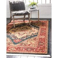Unique Loom Arsaces Sahand Area Rug - 5' x 8'