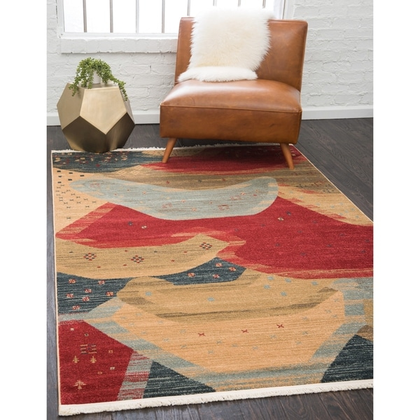 Shop Unique Loom Sophia Fars Area Rug