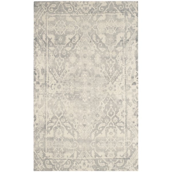 Shop Safavieh Handmade Restoration Vintage Light Grey