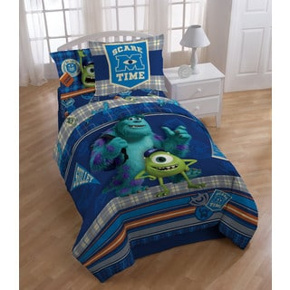 Disney Monsters University Scare-Care 4-piece Comforter Set