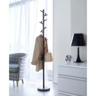 Branch White/ Brown Coat Hanger by Yamazaki Home