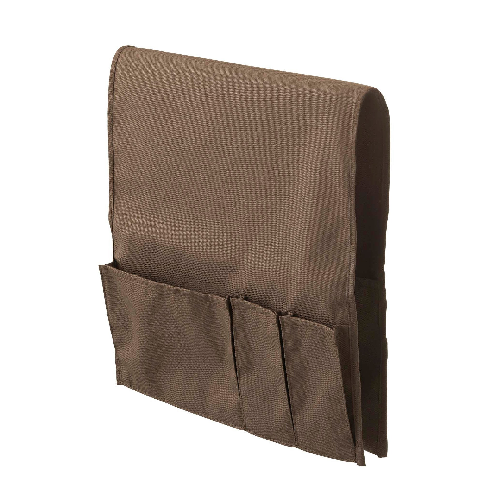 USA Smart Ivory/ Brown Couch Pocket by Yamazaki Home (Bro...