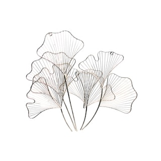 Aurelle Home Flowerful Wall Art