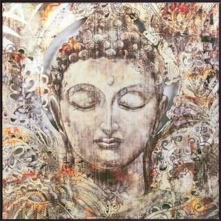 Aurelle Home Calming Budda Wall Decor