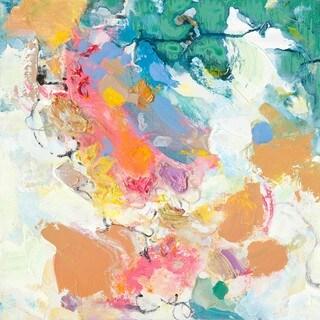 Aurelle Home Abstract Colors Art Wall Decor (Set of 4)