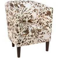 Skyline Furniture Chair in Cow Natural
