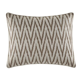 Tommy Bahama Sandy Coast Cotton and Polyester 16-inch x 20-inch Breakfast Pillow