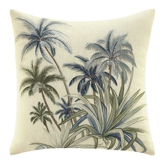 Tommy Bahama Serenity Palms 14-inch Square Pillow