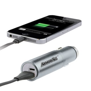 Armor All 3-in-1 Car Tool - Phone Charger, Power Bank, and Glass Breaker