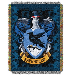 ENT 051 Harry Potter Ravenclaw Crest Tapestry Throw
