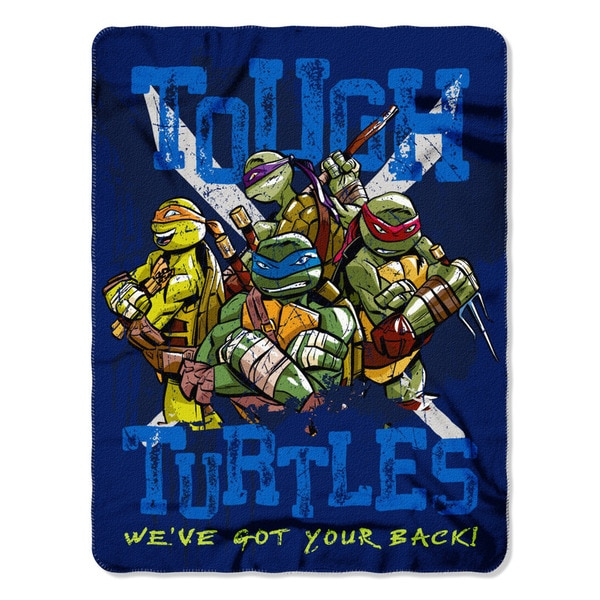 ENT 018 TMNT - Tough Turtles Blues