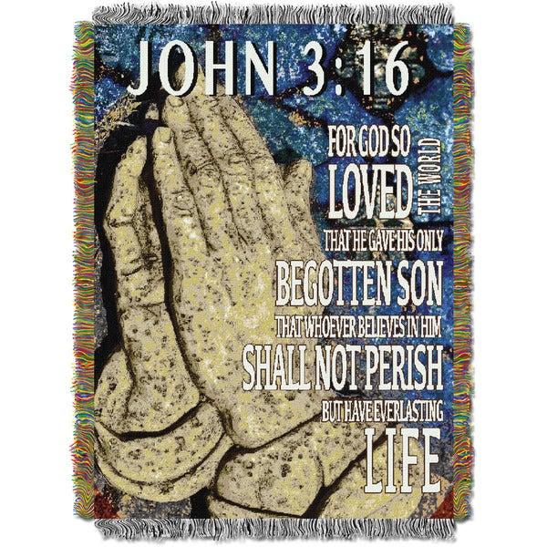 ENT 051 John 3:16