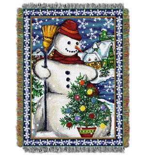 ENT 051 Village Snowman