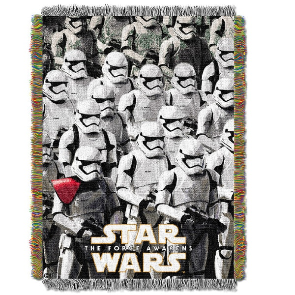 Star Wars Imperial Troops Throw